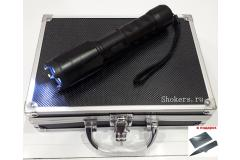 Мощный электрошокер - фонарь Faraon Original
